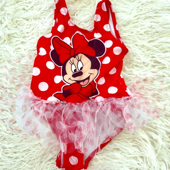 aac585b71a Red and White Minnie Mouse Disney Swimsuit. Disney.  M_5b171c0eaa57198207870185. M_5b171c1203087c414dbb137e.  M_5b171c13fe51514a0952050e
